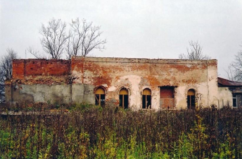 1999 год. Здание церкви - фото с сайта sobory.ru