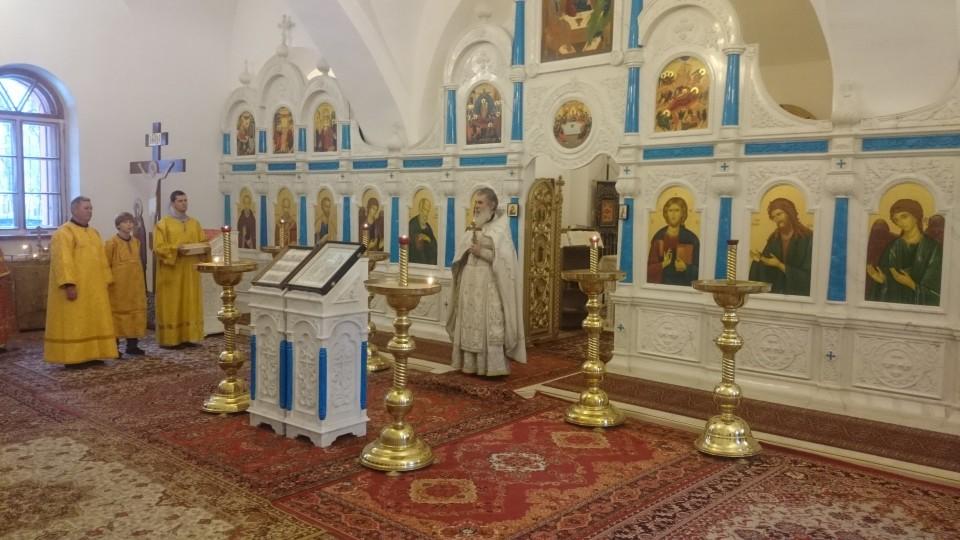 Проповедь на Божественной литургии, 18 декабря 2016 г.